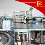 Compléter l'eau minérale mis en bouteille/chaîne de production pure de l'eau