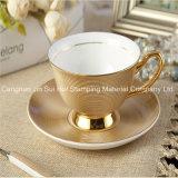 Lámina para gofrar caliente de la hoja olográfica del oro para la taza