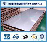 Hoja de acero inoxidable de calidad superior de la placa de acero de ASTM TP304