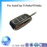 Дистанционное управление автомобиля тревожный для Autocop 433MHz 315MHz