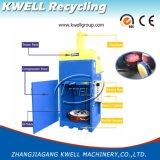 Machine de presse de position de pétrole hydraulique de vente d'usine, compacteur de baril en métal