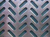 La griglia perforata dell'altoparlante della maglia del metallo, rete metallica perforata/ha perforato il metallo