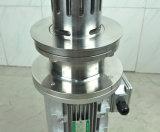 Misturador elevado do emulsivo da parte inferior do homogenizador da tesoura para o creme da manteiga