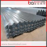 Corrugated гальванизированная настилая крышу плитка листа/крыши