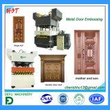 Puerta de metal prensa hidráulica Máquina