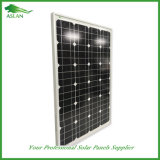 高品質の高性能のホーム太陽電池パネル80W