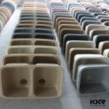 Kingkonree人工的な石造りのアクリルの固体表面のUndermountの流し