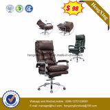 Présidence en cuir de luxe de bureau de bureau de bossage de meubles de bureau de projet (HX-NH077)