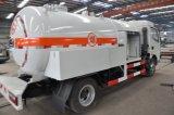 120HP Dongfeng 6cbmのガスのトラック3mt LPGタンクトラック