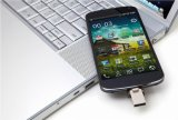 Entraînement à grande vitesse de crayon lecteur de carte mémoire Memory Stick du disque USB en métal OTG U de lecteur flash USB