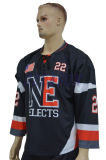 Cheap Custom Sublimation Team Ice Hockey Jerseys Atacado (H001)