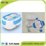 Plastik-und Edelstahl-Nahrungsmittelwärmer-elektrischer Heizungs-Mittagessen-Kasten