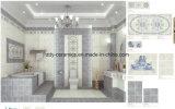 美しい陶磁器の壁のタイル