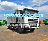 De Vrachtwagen van de Kipper van Shacman 6X4, de Vrachtwagen van de Stortplaats Sx3257dr354c