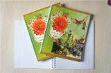 Venta al por mayor de la escuela papeleria Bloc de notas Cuaderno con espiral (impresión Yixuan)
