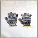 Multi работа Glove-2408 перчатки руки хлопка Knit шнура цвета 7g