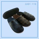 2017の新しい普及した人の屋内柔らかいスリッパの靴