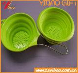 Кухонных легко очищать силиконовый сливной корзину с воронкой (YB-HR-23)