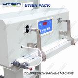 Bolsa de plástico automática máquina de sellado de colchón, almohada de retazos de la máquina de embalaje (FMQ-650/2)