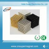 Magic Puzzle magnético Neo Cube 216 de 5mm Neodym magnético imán balón