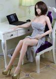 девушка куклы секса силикона полной величины девушки 165cm японская