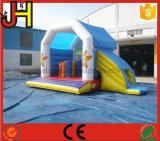 子供のためのスライドを持つ膨脹可能な警備員