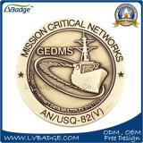 기념일 동전 주문 설계되는 금속 동전