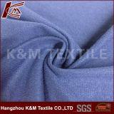 Tela hecha punto deformación aplicada con brocha teñida hilado del paño grueso y suave para el paño al aire libre