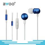핸즈프리 Mic 3.5mm 보조 에서 귀 이어폰 소음 취소