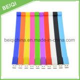 최신 판매에 의하여 주문을 받아서 만들어지는 승진 소맷동 플래시 메모리 USB 지팡이