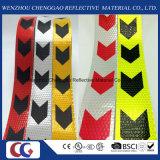 Bande r3fléchissante de flèche de pente de diamant de PVC