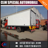 De Vrachtwagen van de Eenheid van de Koeling van de Carrier van het Lichaam van de Vrachtwagen van de Diepvriezer van Tianland -18