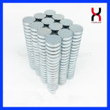 permanentes starkes Zink-überzogene Platten-Magneten des Magnet-48h
