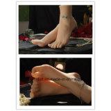 Jouets sexy de peau d'article truqué de pieds de pied de jouet modèle réel de fétiche
