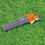 """정원 호스 이음쇠 3/4 """" - 1개의 """" 아BS 플라스틱 조정가능한 분무 노즐 호스 분사구"""