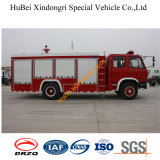 6ton Dongfeng 물 탱크 트럭 Euro4