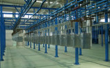 Equipamento eletrostático do revestimento do pó para produtos