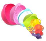 OEM Rainbow promotionnel multifonctionnelle en plastique Saladier défini