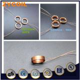 Le cuivre Individu-Métallisé d'air enroule la bobine inductive de détecteur