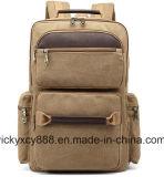 Double sac de sac à dos de toile d'ordinateur de loisirs de course d'affaires d'épaule (CY3712)