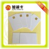 판매를 위한 주문을 받아서 만들어진 공백 접촉 또는 Contactless 칩 카드