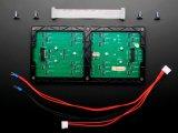 L'intérieur pleine couleur RVB Affichage LED SMD P5 du panneau de l'écran du Cabinet 640*640mm Die-Casting Enceinte en aluminium