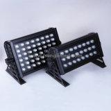 Proiettore esterno dell'indicatore luminoso 18W 36W IP65 RGB LED del proiettore di illuminazione LED
