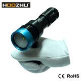 El CREE ligero video Xm-L2 LED del salto de Hoozhu V11 impermeabiliza el 100m