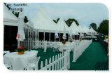 Tente de luxe faite sur commande privée 12 de chapiteau de Chambre d'hôtel de qualité grande