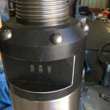 糸ボタンの穴あけ工具の削岩用ビットの炭素鋼