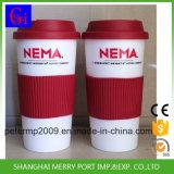 Umweltfreundliche Kaffeetassen des Plastikpp.