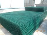 Cerca rentable del acoplamiento de alambre del fabricante profesional/cerca de Gaden con el poste