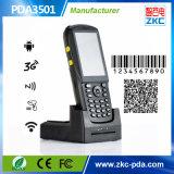 Explorador Handheld androide del código PDA de Zkc PDA3501 3G WiFi NFC RFID PDA Qr