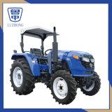 50HP ferme 4RM/roue/diesel/Agri tracteur avec chargeur frontal/remorque/de pelle rétro excavatrice/FAUCHEUSE/Sweeper//herse de charrue